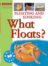 Floating and Sinking: What Floats? (Starters Level 2) by Pipe, Jim, Ross, Stewa