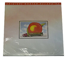 "THE ALLMAN BROTHERS BAND - EAT A PEACH - 2X 12"" VINYL LP, NUMBERED, MOFI"