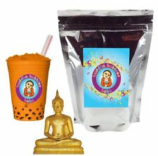 Thai Iced Boba / Bubble Tea Powder by Buddha Bubbles Boba (1 Kilo | 2.2 Pounds)