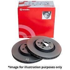 Original Discos de freno Brembo Frente ventilación interna 09.9145.11 - Ø 288 mm