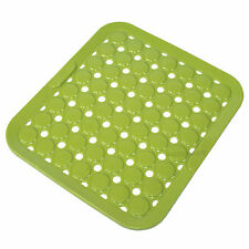 Addis Green Plastic Kitchen Sink Liner Mat Protector Washing Up Accessories
