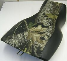 polaris sportsman hawkeye camo / blk seat cover