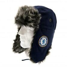 Official Licensed Football Product Chelsea Jersey Trapper Hat Winter Crest Gift