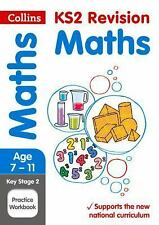 Collins KS2 SATs Revision and Practice - New 2014 Curriculum Edition ? KS2 Maths