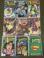Superman in Action Comics 39 Issue Lot (#651-837 Broken) #0 Annual #3,5 Year One