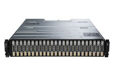 "Dell EqualLogic PS4100X with 24 x 600GB 10k 2.5"" SAS HDD iSCSI Storage Array"