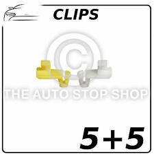 Door lock Rod Clip 4 MM Renault Avantime/Clio/Captur etc 1277  Quantity 5 + 5