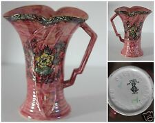 Arthur Wood Astoria Pattern by Royal Bradwell Harford Stunning Lustre Large Jug