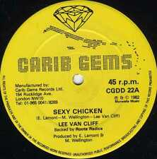 "carib gems 12"":LEE VAN CLIFF-sexy chicken (produced by the Morwells) (hear)"