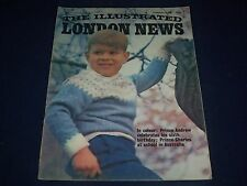 1966 FEBRUARY 19 THE ILLUSTRATED LONDON NEWS MAGAZINE - PRINCE ANDREW - J 782