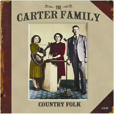 Carter Family COUNTRY FOLK Proper Box Set BEST OF 103 SONGS Essential NEW 4 CD