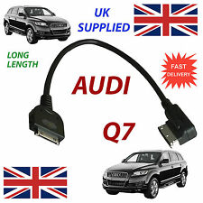 AUDI Q7 AMI MMI 4F0051510K (largo) iPhone iPod Cable repuesto