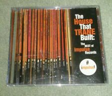 The House That Trane Built: The Best Of Impulse Records CD Charles Mingus Handy