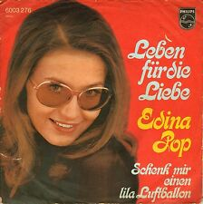 "7"" Edina POP (Dschinghis Khan) - vita per amore // Germany 1972"