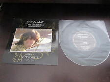 "Brian May The Business EU 7 inch Vinyl Single Signd Copy Cozy Powell 7"" Queen"