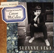 SUZANNE VEGA Songs from an Evening with Carson McCullers CD NEW .cp