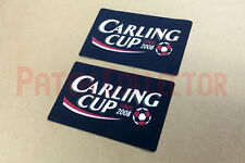 Football League Cup Carling Cup 2008 Final Soccer Patch / Badge