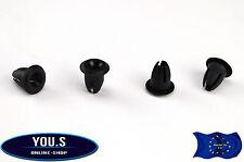 10 x Schwarze Befestigung Zierleisten Tüllen für BMW 6er /C/GC 7er X5