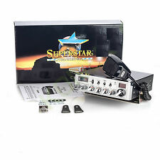 RANGER SUPERSTAR CRT 3900 CB AM FM LSB USB UNBLOCK frequency 25.615-28.325 MHz