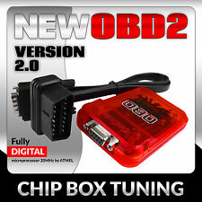 OBD2 Power Box Holden RODEO VECTRA ZAFIRA Petrol Chip Tuning Performance ver2.0