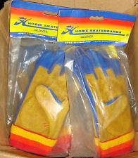 HOBIE Skateboard Gants - Original 70s old school stock - XS