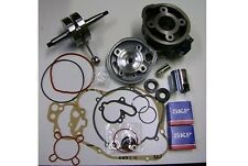 Minarelli AM6 - Kit cilindro 80 cc albero motore cuscinetti guarnizioni paraoli