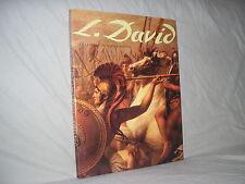 Jacques-Louis David direction artistique par Raimondi