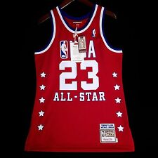 100% Authentic Michael Jordan Mitchell & Ness 89 All Star NBA Jersey Size 40 M