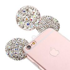 for iPhone 7 Plus Case, Lovely Animal 3D glitter bling Mouse Ears with Sale