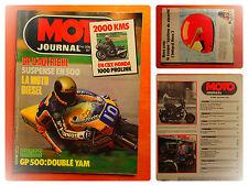 MOTO journal 506-29/4/1981-2000 Kms en CBX 1000 Prolink-La moto diesel-GP 500