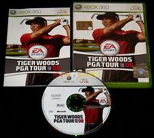 TIGER WOODS PGA TOUR GOLF 08 XBOX 360 Versione Italiana 1ª Edizione ••• COMPLETO
