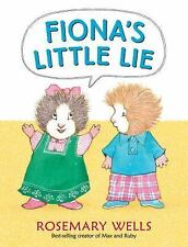 Fiona's Little Lie (Felix and Fiona) by Wells, Rosemary