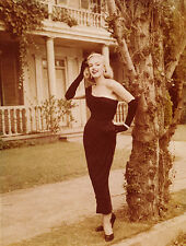 MARILYN MONROE  SOUTHERN BELLE  (1) RARE 4x6 GalleryQuality PHOTO