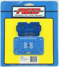 AED 6330 Holley 3310 Carb Adjustable Metering Jet Plate Kit