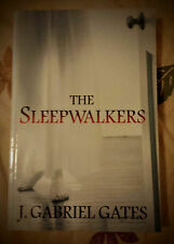 THE SLEEPWALKERS by J. Gabriel Gates pbk Teen Young Adult Paranormal Horror