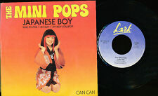"THE MINI POPS BELGIAN 7"" BELGIAN KIDS JAPANESE BOY"