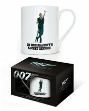 JAMES BOND (OHMSS) BONE CHINA MUG  BONE CHINA MUG IN  BOX MGBC23261