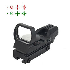 Red / Green Dot Finder Finderscope Tactical Reflex Holographic Sight Scope
