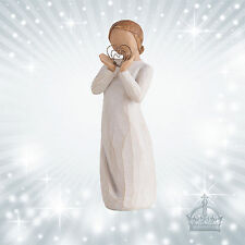WILLOW TREE Lots of Love Angel  Susan Lordi Enesco Engel Herz Liebe 27440
