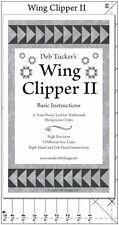 Deb Tucker's Wing Clipper II DT08-Trims Flying Geese by Studio 180
