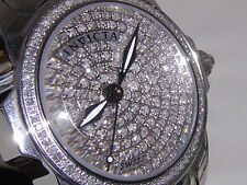"INVICTA W/3.06 GORGEOUS DIAMONDS ""NICE"" LIMITED EDITION"