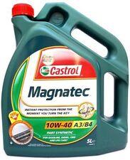 Lubrificante 10W-40 A3/B4 CASTROL Magnatec 5L