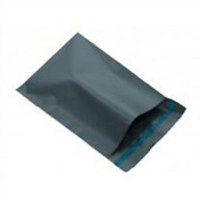 100 MIxed Grey Plastic Mailing Postal Bag Special Offer