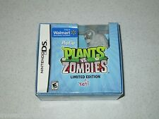 Plants vs Zombies Limited Edition Nintendo DS Walmart Exclusive Unopened Sealed