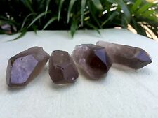 Raw Smokey Quartz Point Gemstone Specimen Reiki Chakra Crystal Heal Metaphysical