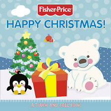 Fisher-price-joyeux noël! touch and feel board book