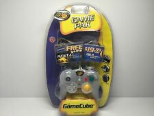 New MadCatz Game Pak Control Pad Pro Controller GameCube Extension Cable + Case