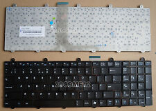 NEW for MSI GT60 GT70 GT780 MS-1762 Keyboard UK NO backlit