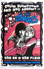 THE ZOMBIES  KUNSTDRUCK VON DARREN GREALISH - POSTER