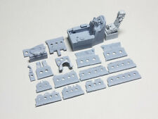 WOLFPACK WP48172 Cockpit Set for Kinetic Kit F-5A Hellenic Air Force in 1:48
